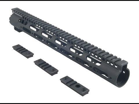 Midwest Industries AR15 Gen II SS Handguards - Product Spotlight On Gun Guy Radio