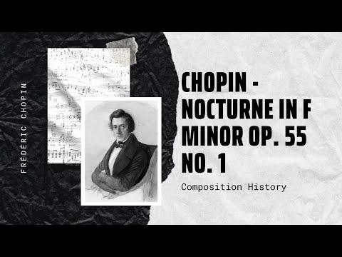 Chopin - Nocturne in F minor Op. 55 No. 1