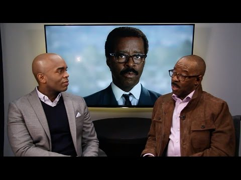 Courtney B. Vance on playing Johnnie Cochran in O.J. Simpson series