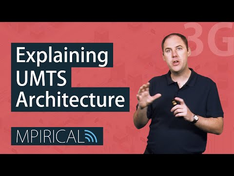 Mpirical - UMTS Architecture