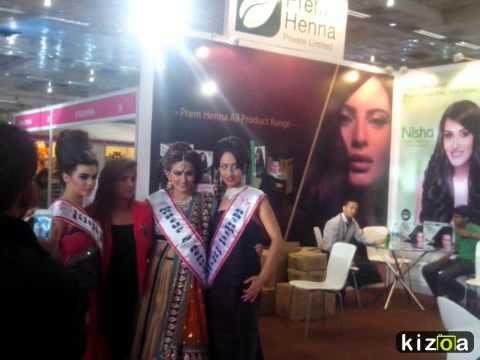 81e223c8e Prem Henna Pvt. Ltd. Henna Manufacturer Participated in Beauty N Spa Event  New Delhi