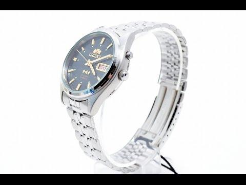 ORIENT Three Star self-winding watch WV0351EM From Japan  58310