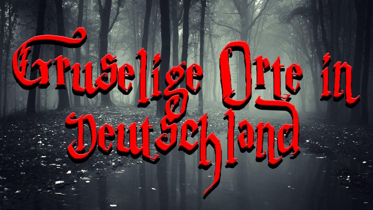 JoNi  Gruselige Orte in Deutschland  YouTube