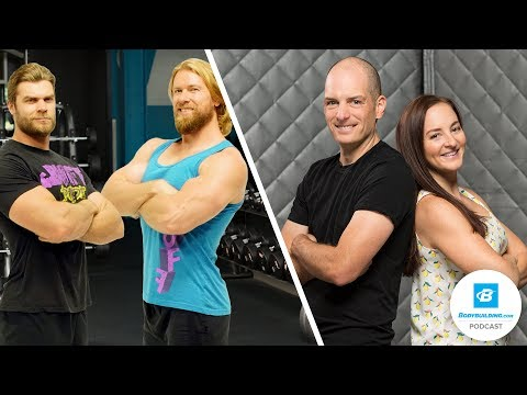 The Buff Dudes and the Eternal Journey for Gains | The Bodybuilding.com Podcast | Ep 18