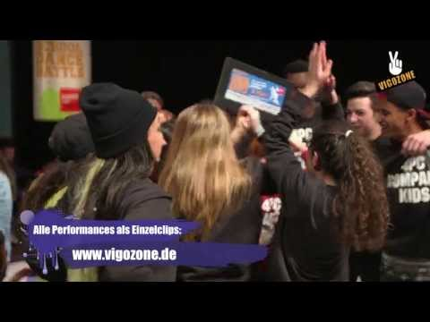 vigozone | Best of School Dance Battle 2013 Düsseldorf