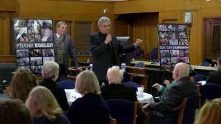 Sen. McBroom remembers Frank Egeler and Tom Casperson