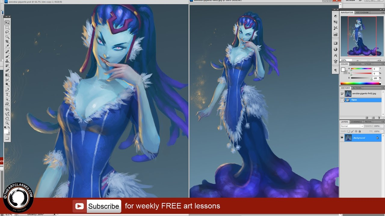 ArtStation - Dec 5th to Dec 9th, 2016 LIVE Stream from
