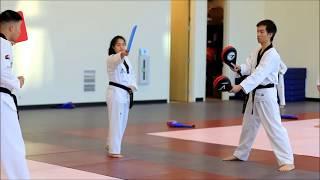 Team-M Taekwondo: Training