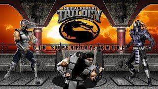 Mortal Kombat Trilogy - Smoke/Human【TAS】