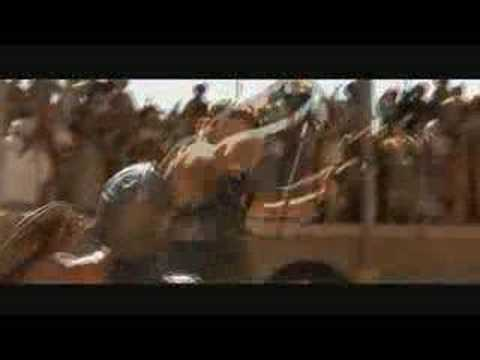 Gladiator Music Video - Avantasia - Glory of Rome