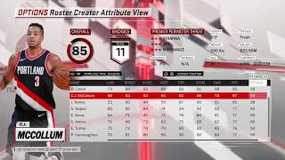 Nba 2K14 Update To 2K18 Roster