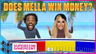 CARMELLA WINS MONEY on Wheel of Fortune! - Superstar Savepoint