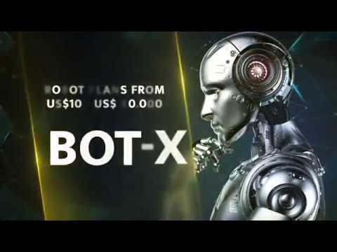 New Gen Robot - Bot-X Trade - Bitcoin Investment Platform