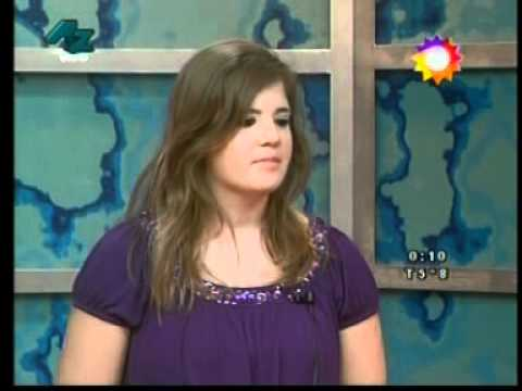American Teen Appears on Argentine Television Show for Humanitarian Efforts