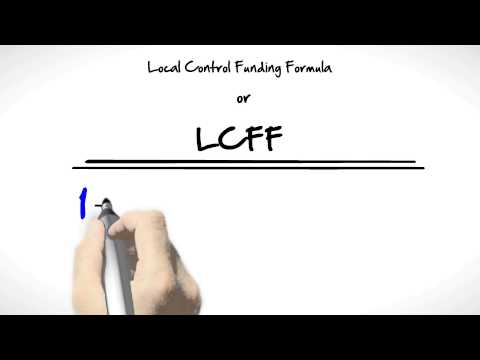 LCFF for  Pacific Community Charter