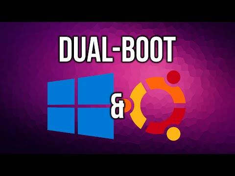 How to Dual-Boot Windows 10 and Ubuntu 18.04 & 16.04!