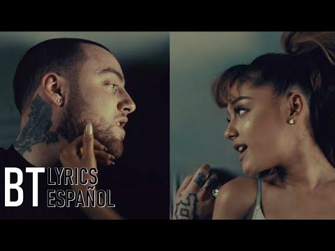 Mac Miller - My Favorite Part (feat. Ariana Grande) (Lyrics + Español) Video Official