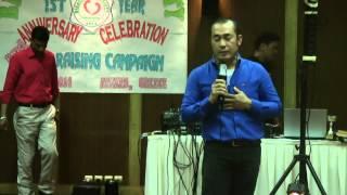 Jhun Yamson @ Bicolanos Society 1st Anniversary
