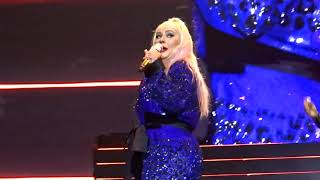 Christina aguilera - reflection + what a girl wants come on over live in amsterdam 08.07.2019