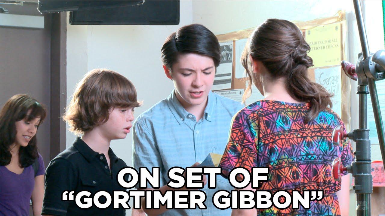 gortimer gibbon