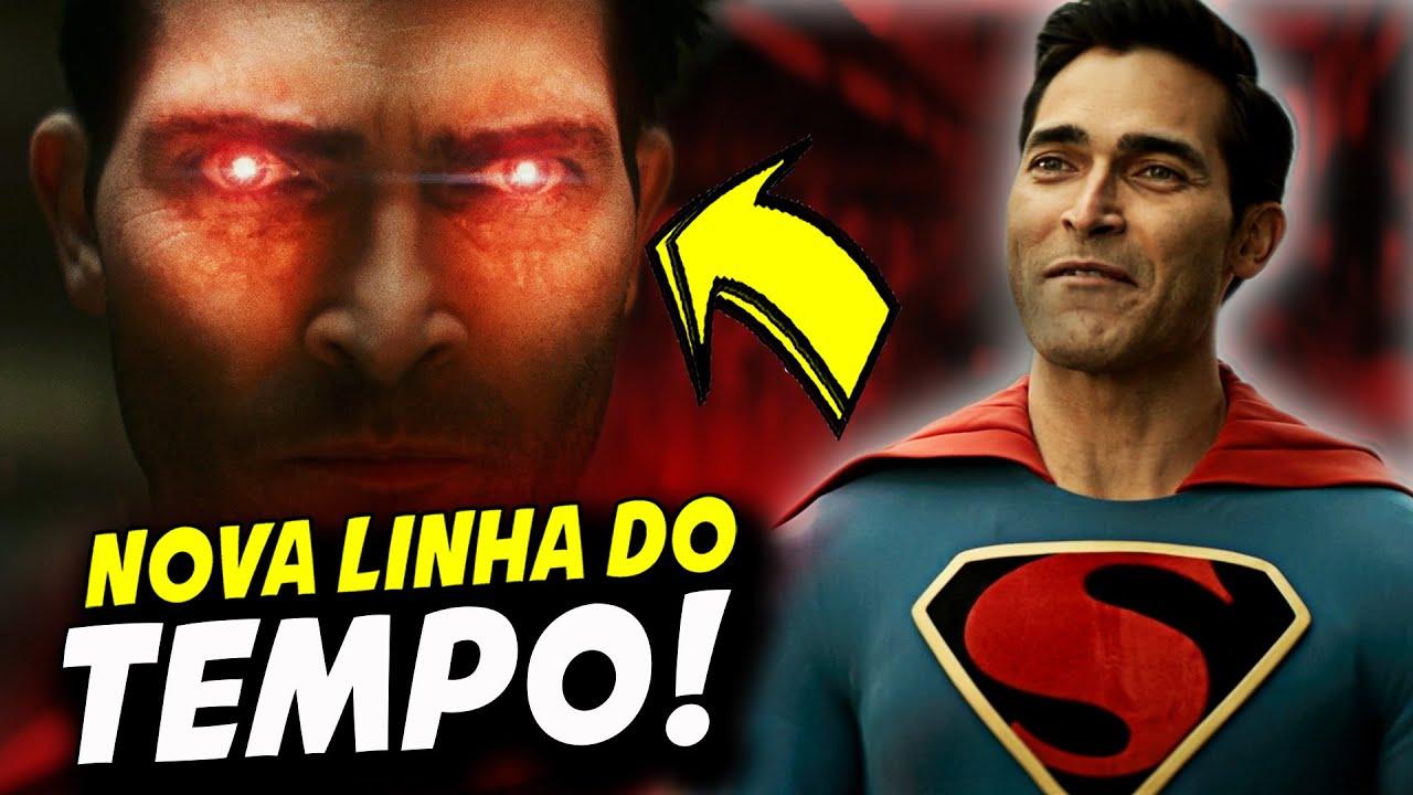TÁ INCRÍVEL!! PRIMEIRO EPISÓDIO DE SUPERMAN & LOIS! || SUPERMAN & LOIS 1X01 REVIEW
