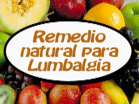 curar lumbalgia remedios caseros