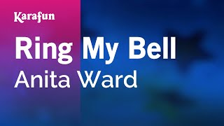 Karaoke Ring My Bell - Anita Ward *