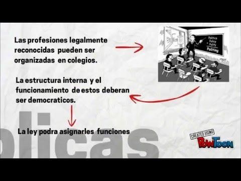 Articulo 26 Constitución Política De Colombia Youtube