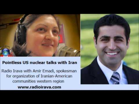 Pointless US nuclear talks with Iranian regime, overshadowing violations of human rights in Iran
