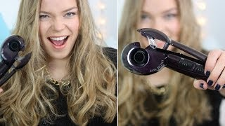 Babyliss Curl Secret ♡ First Impression & Review