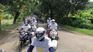 বিশ্ব আত্মহত্যা প্রতিরোধ দিবস উপলক্ষ্যে কুড়িগ্রাম জেলা পুলিশের র্যালি।|| BD Police News Update