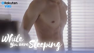 Video While You Were Sleeping - EP7 | Jung Hae In's ABS!! [Eng Sub] download MP3, 3GP, MP4, WEBM, AVI, FLV April 2018