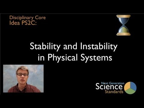 PS2C - Stability and Instability in Physical Systems