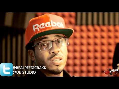 Peedi Crakk @UE_Studio discussing the process of making Crakk Files 4