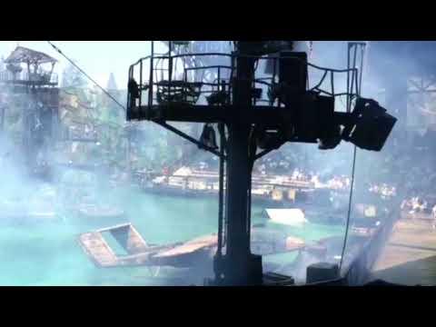 Water World @Universal Studio Japan Theater Show 【ウォーターワールドシアター・ショー】ユニバーサル・スタジオ・ジャパン