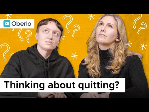 Why People Quit Dropshipping | Monday Motivation | Oberlo 2020 thumbnail