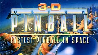 LGR - 3D Ultra Pinball - PC Game Review
