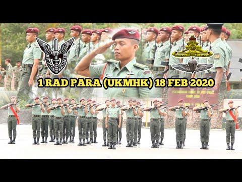 1 Rad Para, (UKMHK) 18 Feb 2020