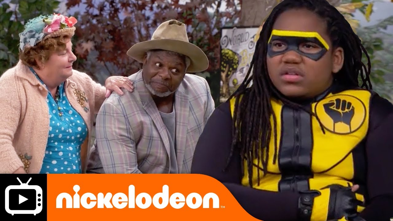 Danger Force | Vidnappers | Nickelodeon UK