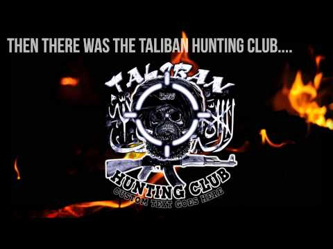 ISIS Hunting Club Member Shirt And Decal Design From VSW