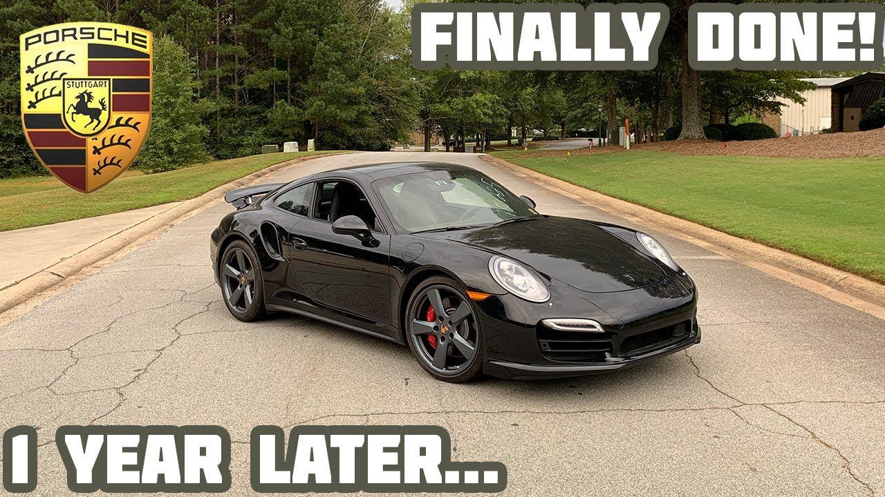 Rebuilding a Wrecked 2015 Porsche 911 Turbo Part 8