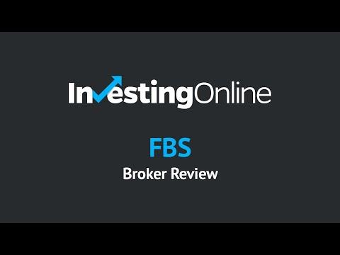 FBS Review - CFDs, Precious Metals & Forex Broker - InvestingOnline.com