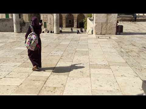 Irfan ullah Visit to Jerusalem ,Israel