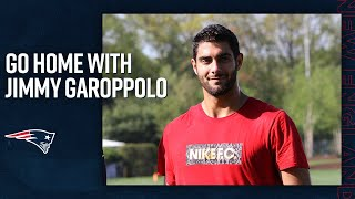 Go Home with Jimmy Garoppolo