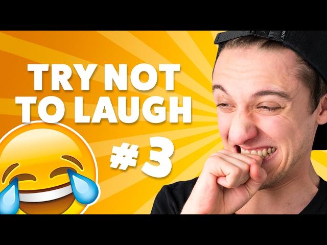 Kan Du Hålla Dig Från Att Skratta? (Jag Klarade Inte Det!) #3
