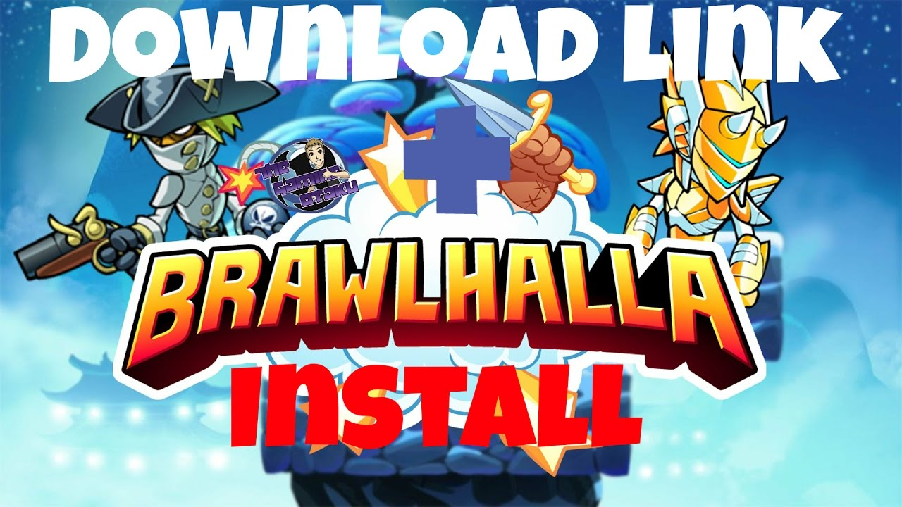games brawlhalla download