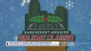 Holiday Classic Set for Saturday