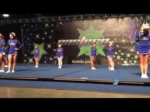 CFCC Cheerleading 2015