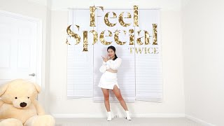 "TWICE ""Feel Special"" Lisa Rhee Dance Cover"