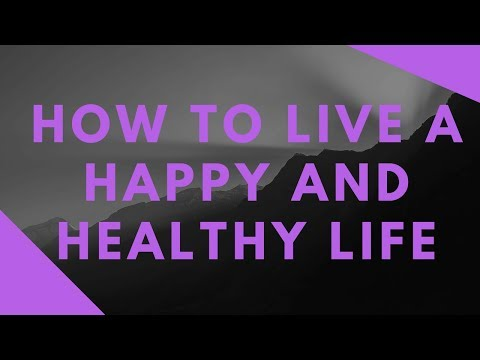 Видео Healthy lifestyle essay title